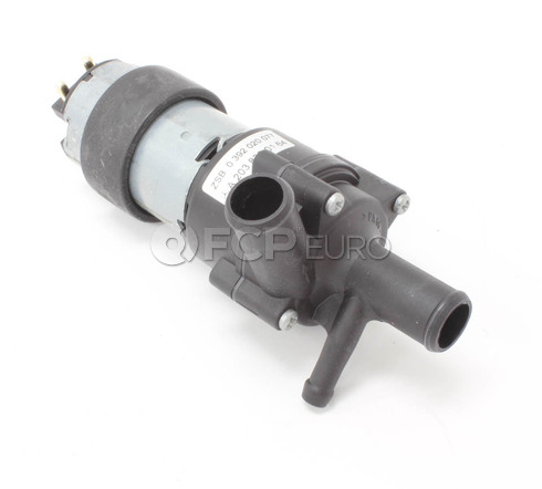 Mercedes Engine Auxiliary Water Pump - Genuine Mercedes 2038350164
