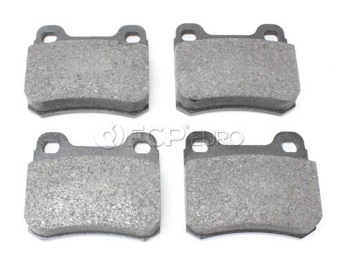 Mercedes Brake Pad Set - Genuine Mercedes 000420982041