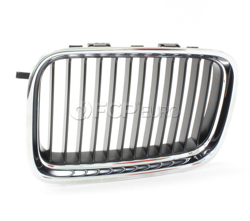 BMW Grille Left (328i 328is) - Genuine BMW 51138206609