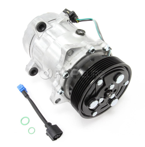 Audi VW A/C Compressor (TT Beetle Golf) - Nissens 1J0820803N