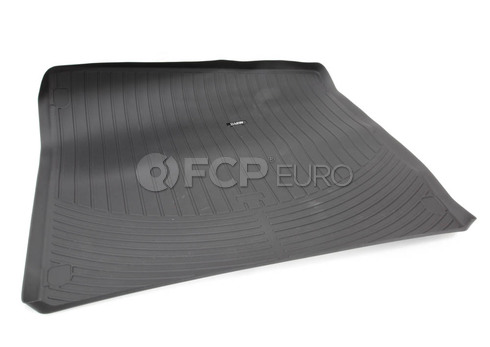BMW Boot Mat (X5 E70 Blk Rub) - Genuine BMW 82110417985