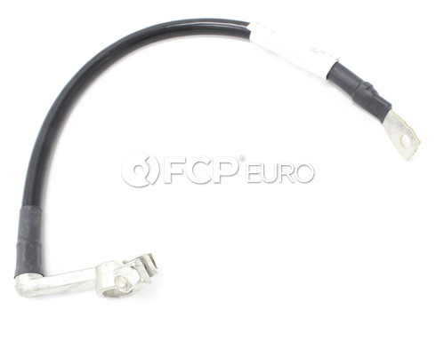 Volvo Battery Cable Negative (S80 S60 V70 XC70) - Genuine Volvo 9162579