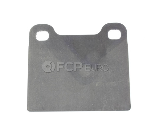 Volvo Disc Brake Pad Shim - Genuine Volvo 1228590OE