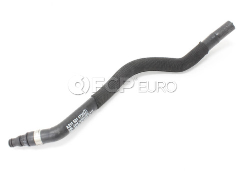 Mercedes Engine Coolant Recovery Tank Hose (CLS550 E550) - Genuine Mercedes 2115011725