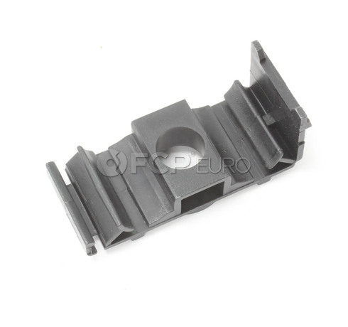 BMW Oil Cooler Pipe Bracket - Genuine BMW 17201712210
