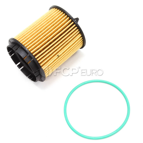 Saab Engine Oil Filter (9-3) - Mahle 12579143ML