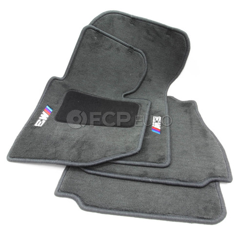 BMW M3 Floor Mat Set (E36) - Genuine BMW 82111470393