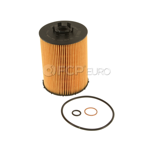 BMW Engine Oil Filter (E60 E65 E66 E70) - Mahle 11427542021