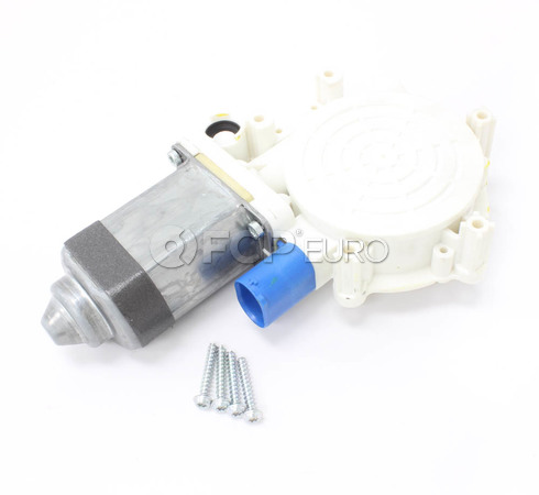 Mini Cooper Window Motor Left (R50 R52 R53) - Genuine Mini 67626955875
