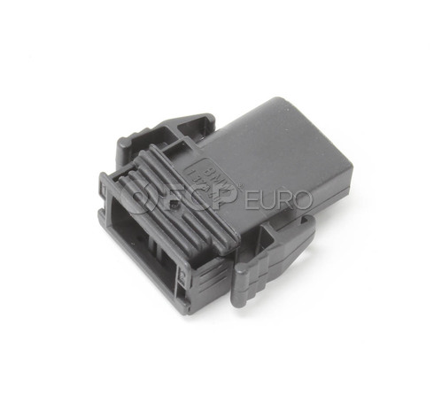BMW Plug Terminal Black - Genuine BMW 61131378400