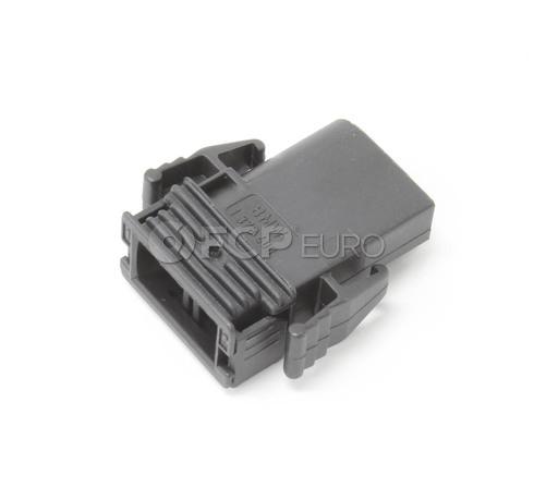 BMW Plug Terminal Black - Genuine BMW 61131378400