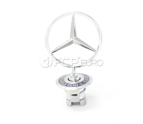 Mercedes Emblem - Genuine Mercedes 1408800286