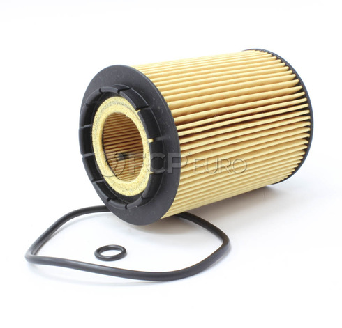 VW Engine Oil Filter Kit (Touareg) - Hengst 077115562