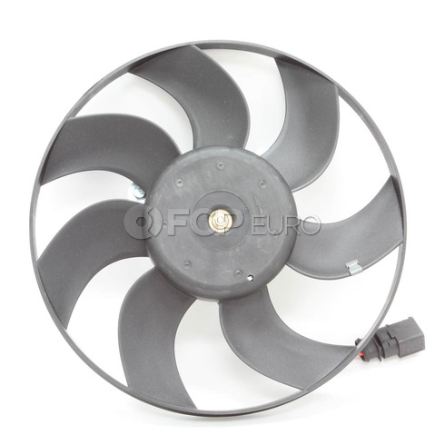 VW Engine Cooling Fan Motor Right (Jetta GTI Eos Beetle) - Febi 1K0959455ES