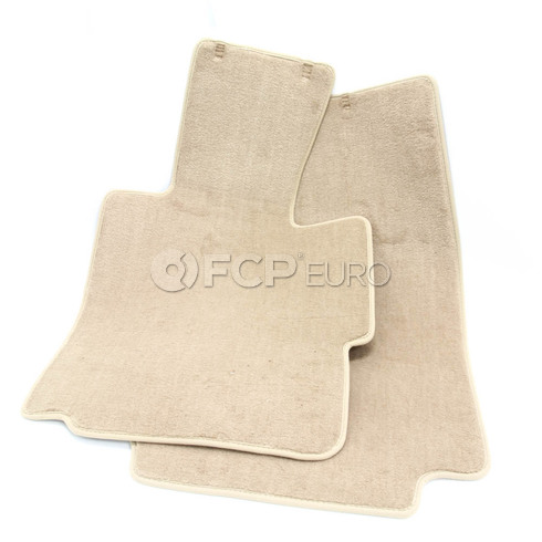 BMW Floor Mat (Z3 Beige) - Genuine BMW 82110153358