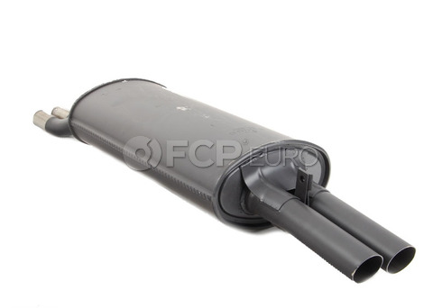 BMW Rear Silencer (M3) - Genuine BMW 18121309046