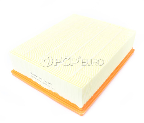 Audi Air Filter (A4) - Genuine VW Audi 06C133843