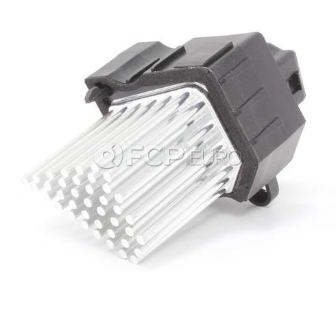 BMW Blower Motor Resistor - Genuine BMW 64116923204