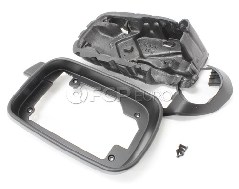 BMW Rep.Set F Left Outside Mirror Frame (323i 528i 540i) - Genuine BMW 51168269025