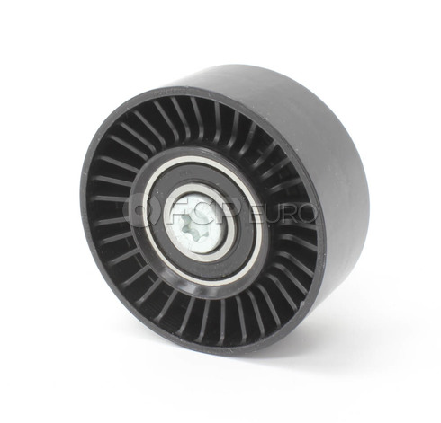 BMW Drive Belt Idler Pulley (75 mm) - Genuine BMW 11287578674