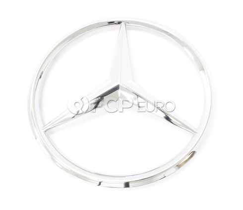 Mercedes Grille Emblem - Genuine Mercedes 1298880086