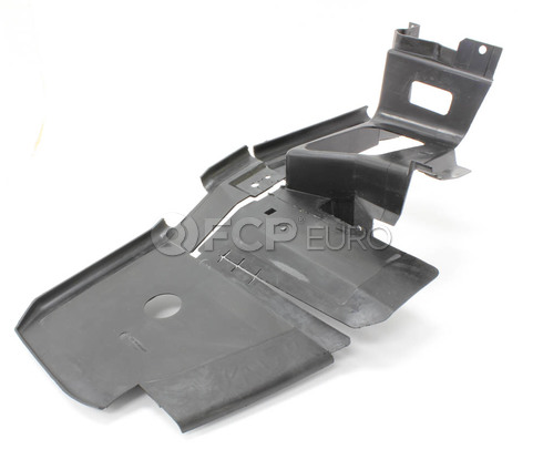 BMW Radiator Air Duct Left (318i 318is 325i 325is) - Genuine BMW 51718122433