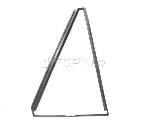 BMW Frame For Fixed Side Window Right (4mm) - Genuine BMW 51348402576