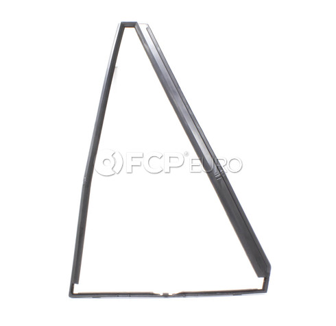 BMW Frame For Fixed Side Window Left (4mm) - Genuine BMW 51348402575