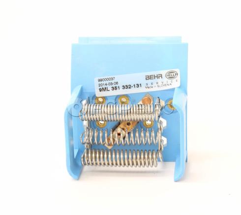 BMW HVAC Blower Motor Resistor - Behr 64116912633