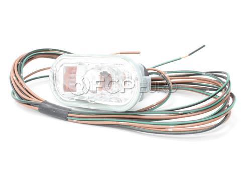 VW Turn Signal Front (Cabrio Golf Jetta) - TYC 1J0949117