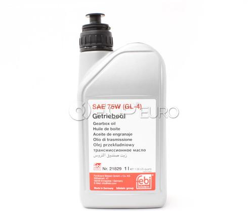 Audi VW Manual Trans Fluid - Febi G052171A2