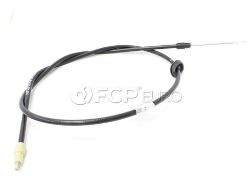 Mercedes Parking Brake Cable Front (ML320 ML55 AMG ML350 ML500) - Genuine Mercedes 1634200285