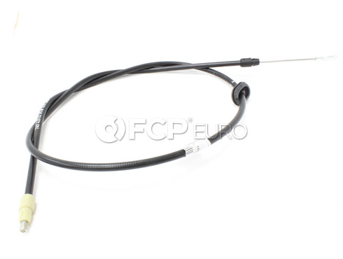 Mercedes Parking Brake Cable Front (ML320 ML55 AMG ML350 ML500) - Genuine Mercedes 1634200285