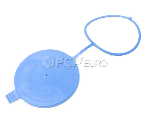 Mercedes Windshield Washer Fluid Reservoir Cap - Genuine Mercedes 1248690272