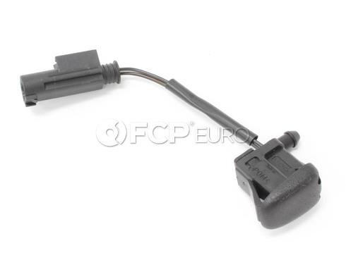 BMW Washer Nozzle (525i 530i 540i 528i M5) Genuine BMW - 61668361039
