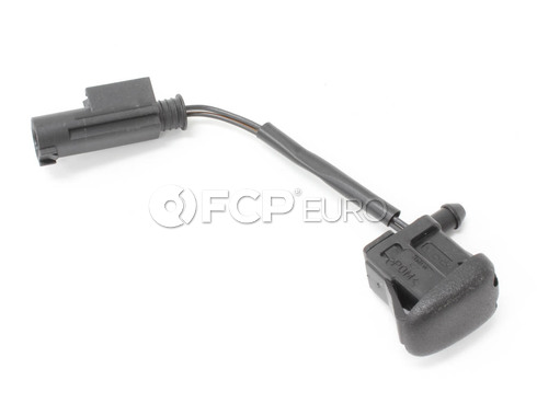 BMW Windshield Washer Nozzle - Genuine BMW 61668361039