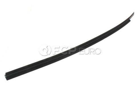 BMW Door Weather Strip Inner Left (Black) - Genuine BMW 51211945591
