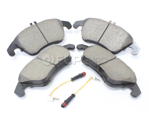 Mercedes Brake Pad Set - Akebono 0074205820