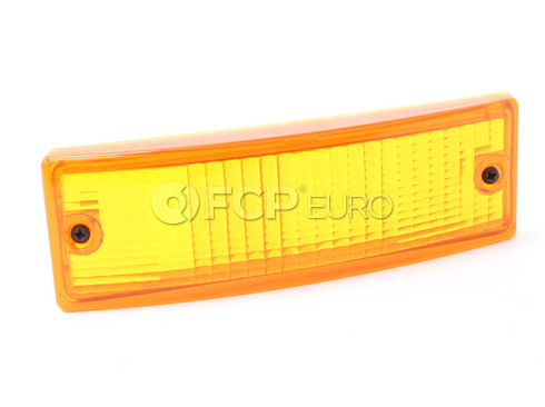 Porsche Turn Signal Light Lens (911 912 930) - OEM Supplier 91163191600