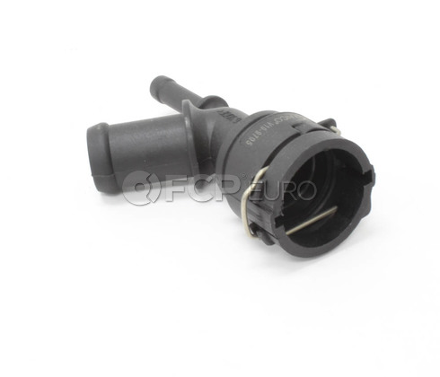 VW Coolant Hose Connector (Golf Jetta Beetle) - Economy 1J0122291B