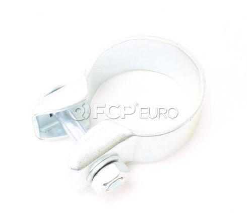 Audi VW Exhaust Clamp (5000 Cabrio Eurovan Fox Golf Jetta Passat) - HJS 191253139G