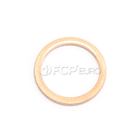 Volvo Turbocharger Oil Line Gasket Lower - Genuine Volvo 947282