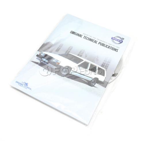 Volvo Repair Manual CD-ROM (740 760 780) - TP-51955