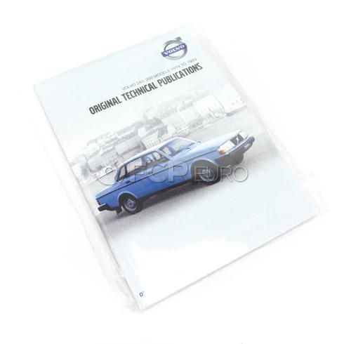 Volvo Repair Manual CD-ROM (240 260 242 244 245) - TP-51952