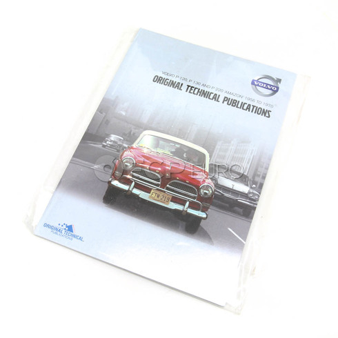 Volvo Repair Manual CD-ROM (122S) - TP-51950