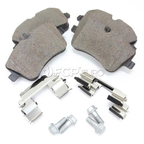 Mercedes Brake Pad Set - Genuine Mercedes 006420622041