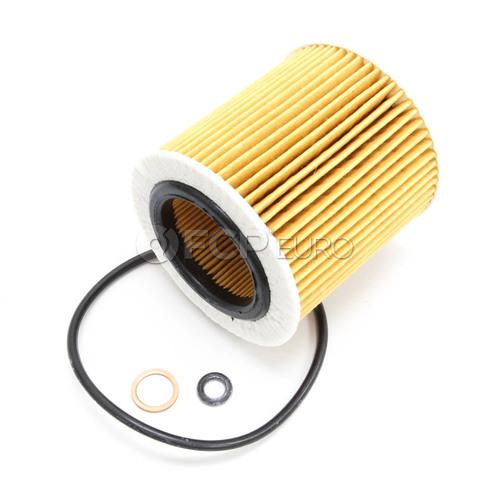 BMW Engine Oil Filter Kit - Mahle 11428683196