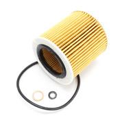 BMW Engine Oil Filter Kit - Mahle 11427953129
