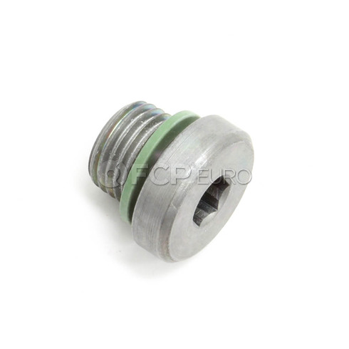 Mini Cooper Auto Trans Drain Plug (M10) - Genuine Mini 24117573539