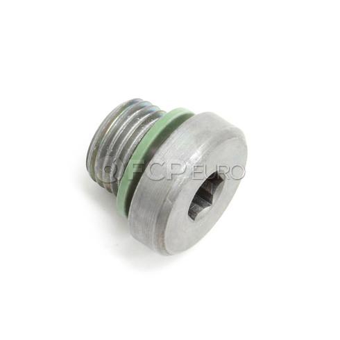 Mini Cooper Auto Trans Drain Plug (M10) - Genuine Mini 24117573539